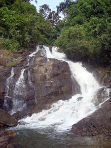Lampi Wasserfall nördlich von Phuket