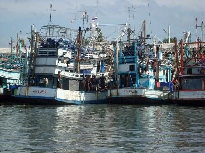 fischerboote phuket koh yao yai