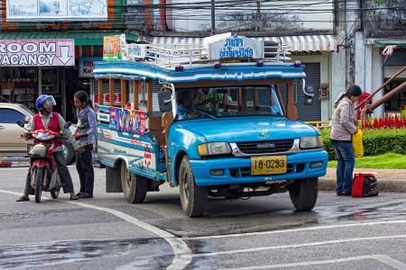 phuket transport taxis