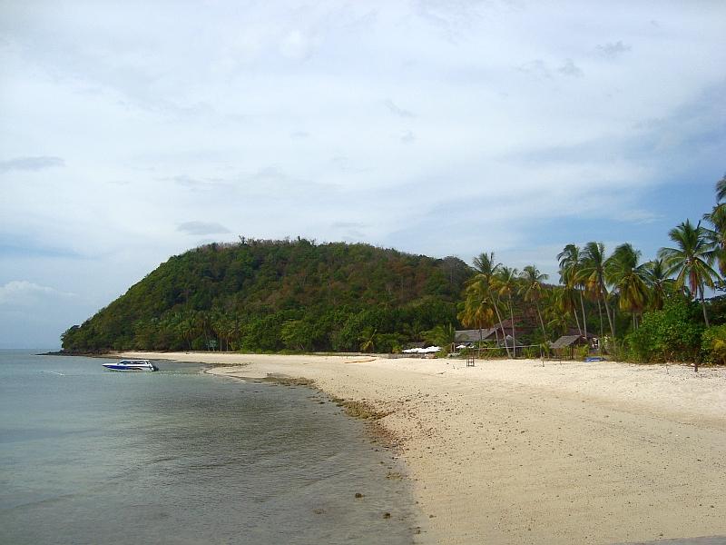 koh yao yai strand einsam