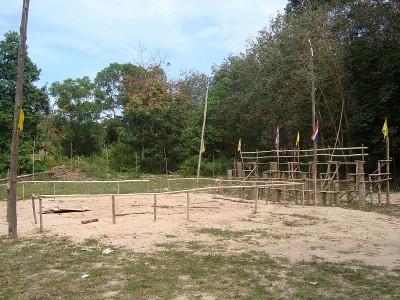 thai box stadium koh yao yai
