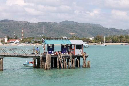 wasser und diesel station yacht ao chalong