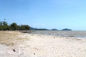 Sapan Hin Blick auf Ko Sirae Phuket