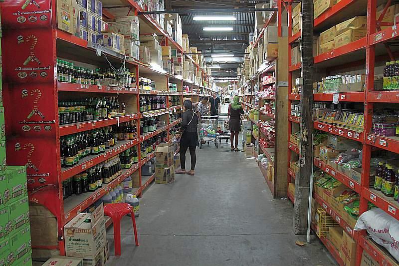 Supercheap Supermarkt Phuket Town
