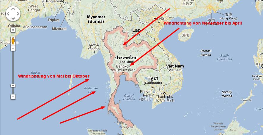 Alle Infos Rund Um Den Thailand Phuket Urlaub In Der Regenzeit