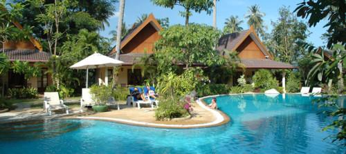 Palm Garden Resort Phuket Thailand