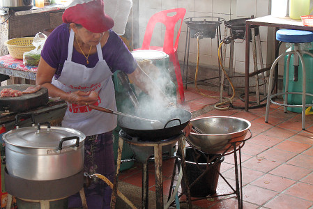 thailand garküche essen