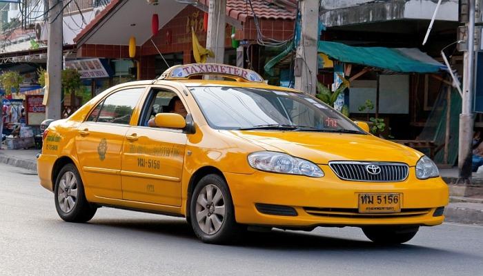 taxi fahren thailand reisetipps