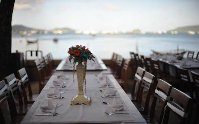 kan eang @ pier restaurant hochzeit phuket