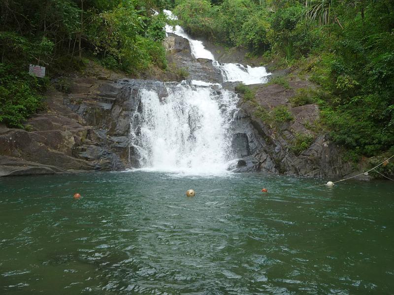 khao lampi nationalpark thailand