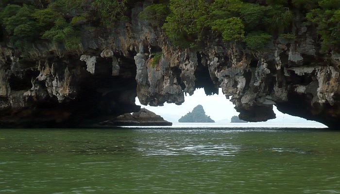 phang nga bucht phuket thailand