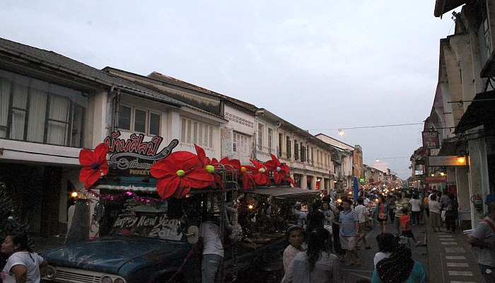 thalang road walking street3