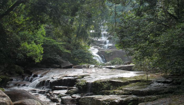 wasserfall in thailand