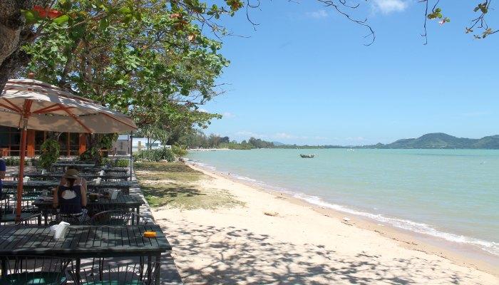 chalong beach kan eang restaurant