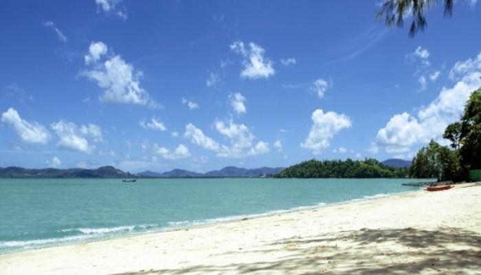 westin koh sirae beach