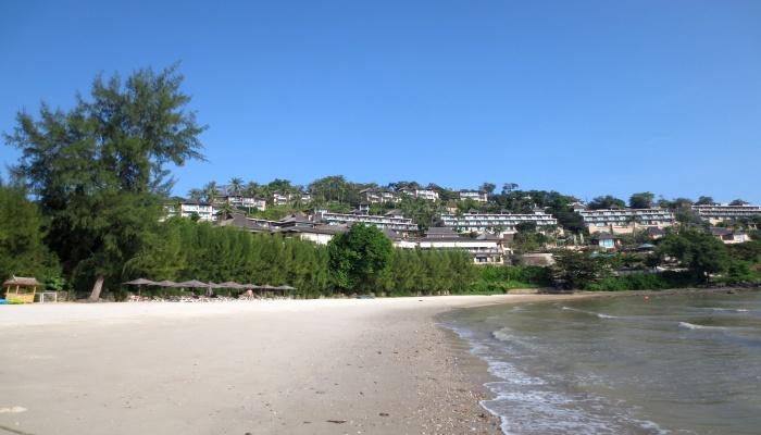 westin koh sirae phuket strand