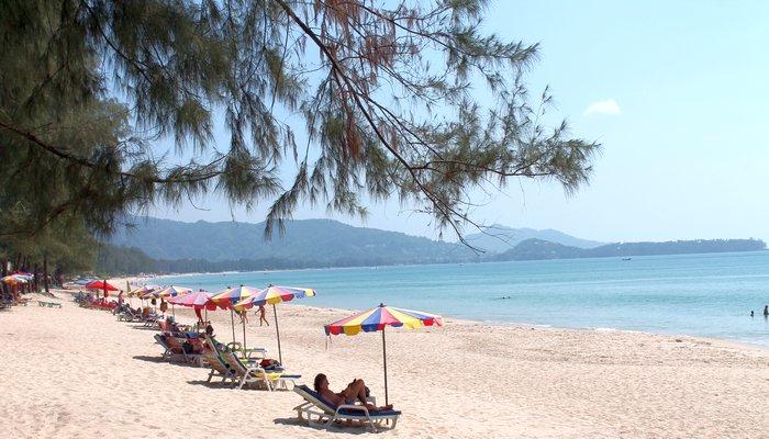 bangtao beach phuket strand