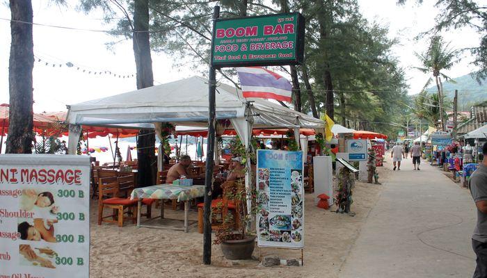 kamala restaurants und massage phuket