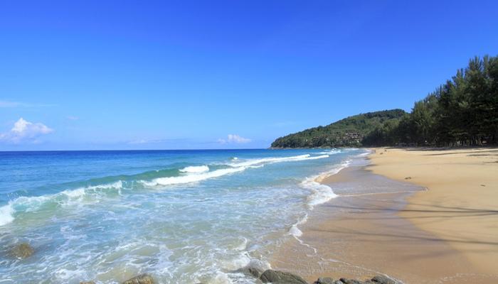 naithon beach strände phuket