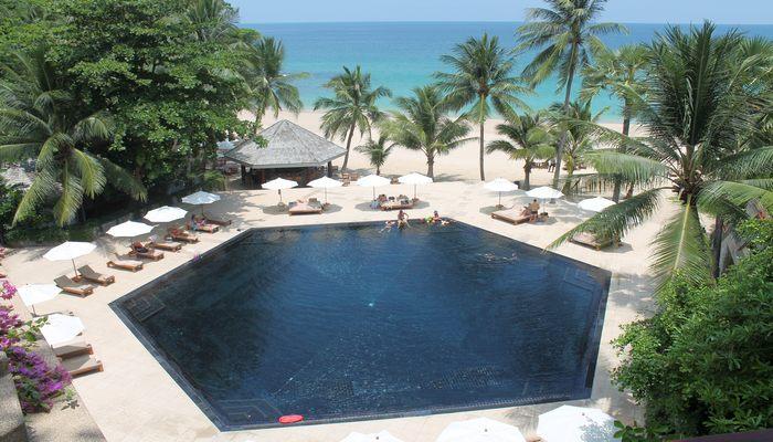 the surin pansea beach phuket