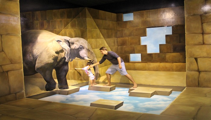 phuket trickeye museum ausflugstipp