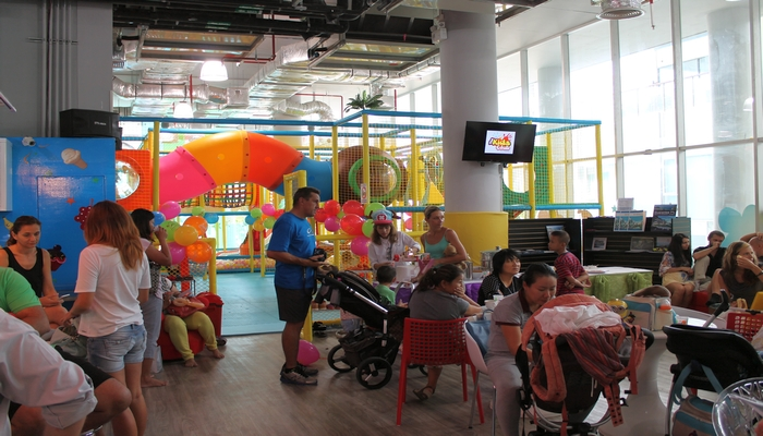kids club patong