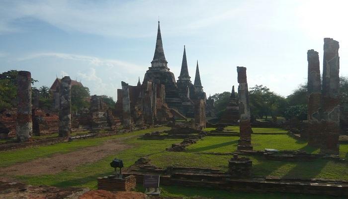ayutthaya ruine