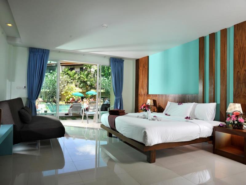 baan karon phuket beach  hotel