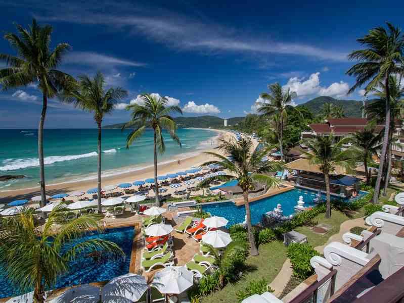 beyond resort karon beach  phuket