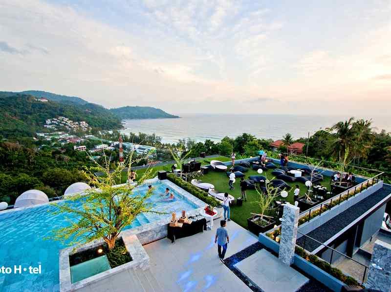 fotohotel kata hotel pool