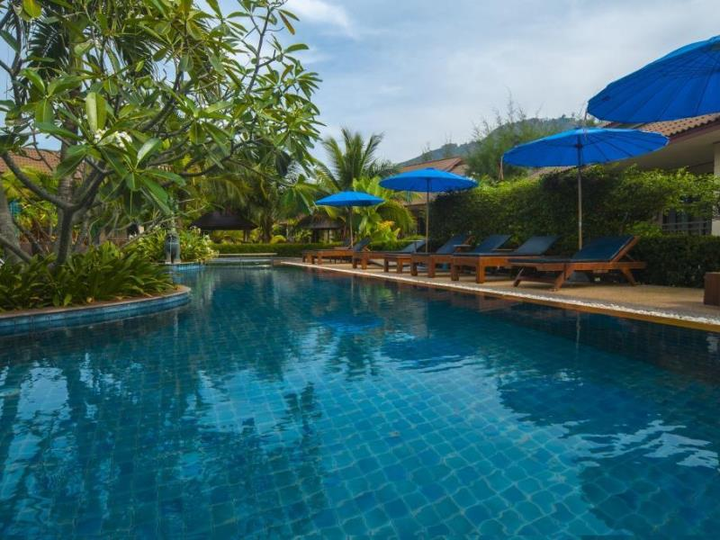 kata lucky villa pool access 2