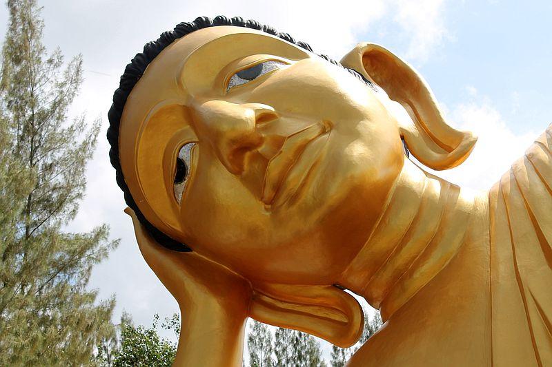 phuket big buddha liegender buddha