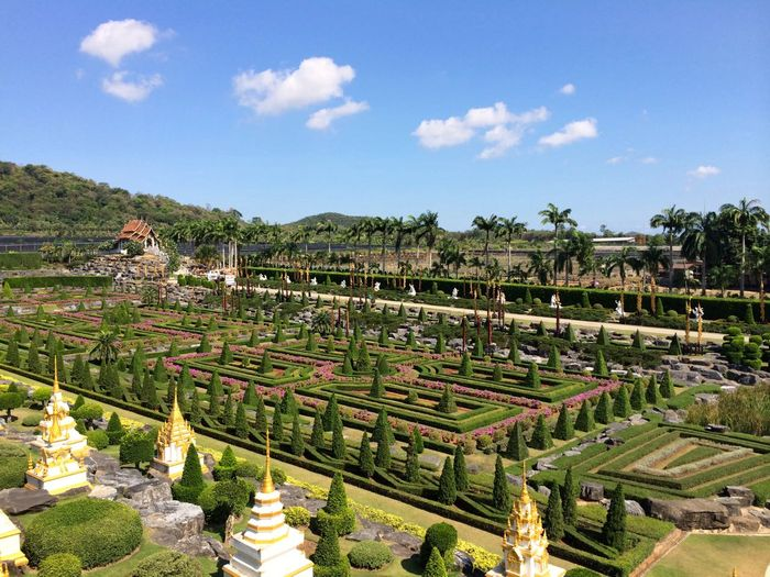 nong nooch garden_pattaya