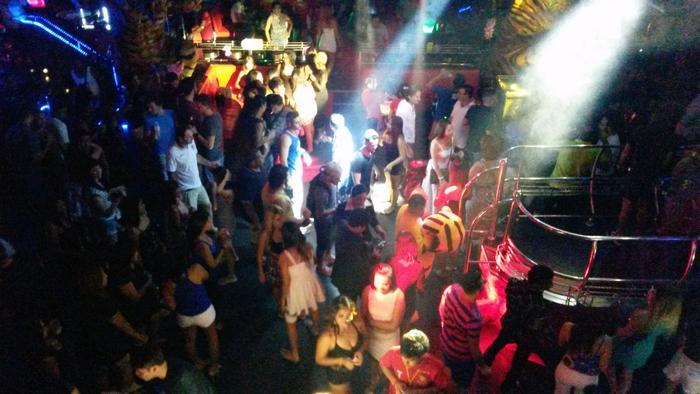 tiger club patong disco phuket nachtleben