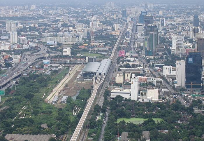 airport link bangkok
