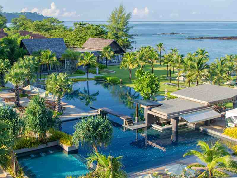 the sands khao lak resort hotel empfehlung