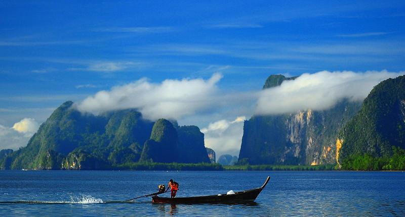 Phang Nga Bucht - Phang Nga Provinz - Auswandern Thailand Phuket