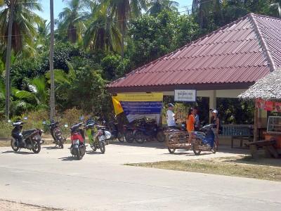 koh yao yai moped verleih
