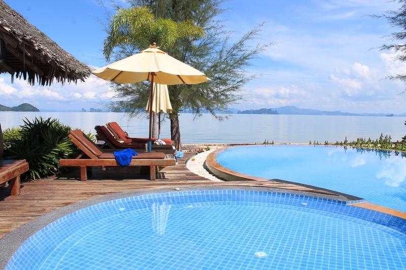 thiwson beach resort hotel empfehlung koh yao yai