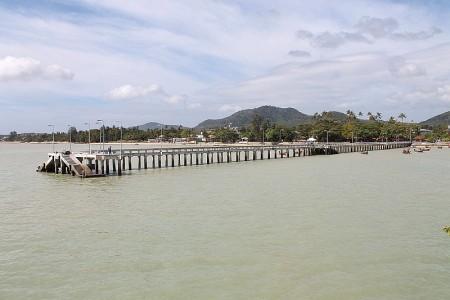 chalong pier phuket thailand