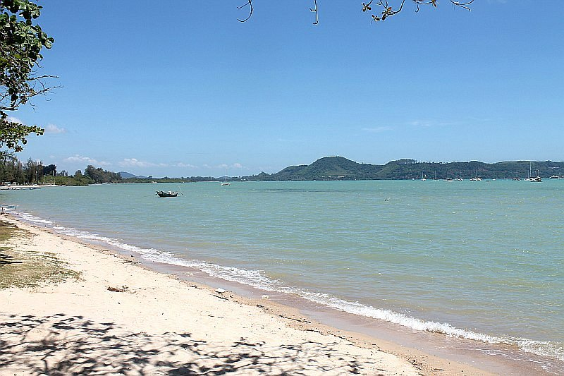 chalong bucht strand