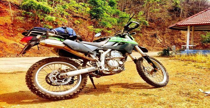 motorrad tour thailand mieten chiang mai
