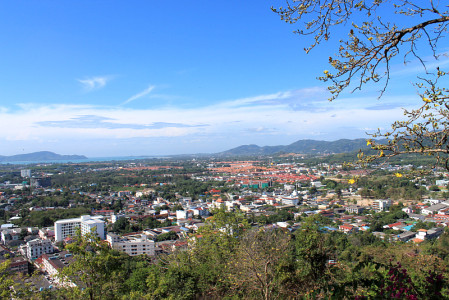 khao rang phuket town