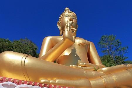 wat khao rang buddha statue phuket town