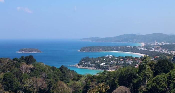 Kata Viewpoint Phuket Aussichtspunkte
