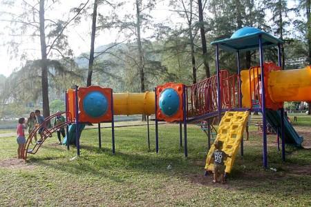 kinderspielplatz phuket