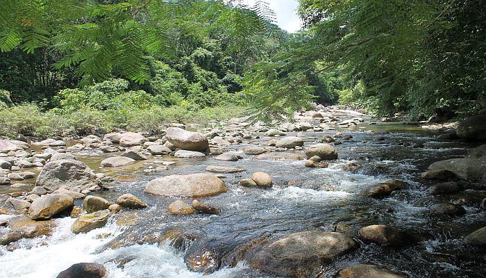 kiriwong village nakhon sri thammarat hin ha nan tha wasserfall