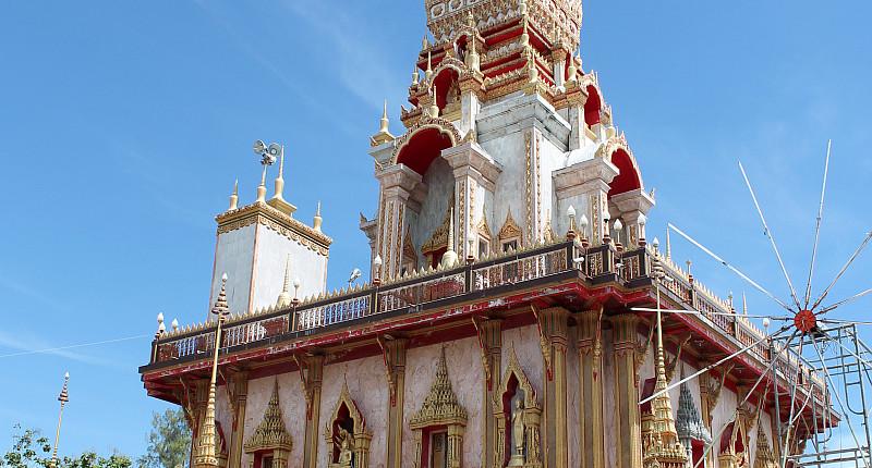 wat chalong haupt tempel