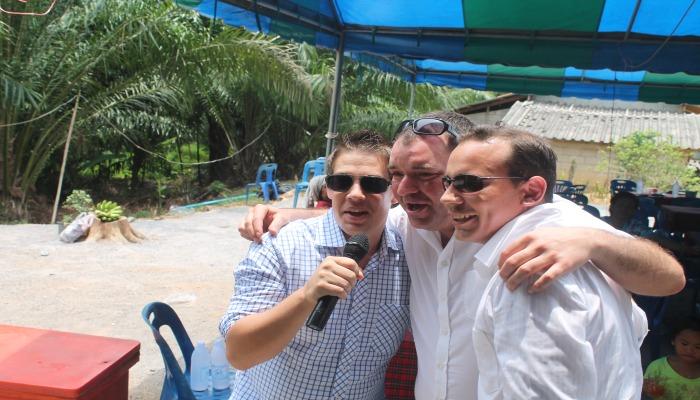 hochzeit in thailand karaoke