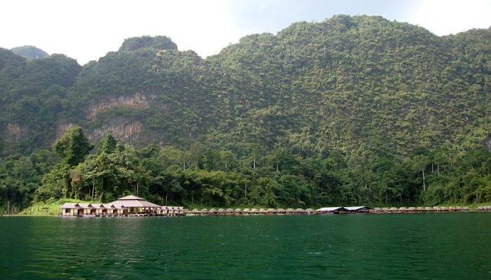 khao sok nationalpark stausee